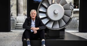 Founder James Dyson: the majority of the company's sales last year were in the cordless category. Photograph: Christophe Archambault / AFP