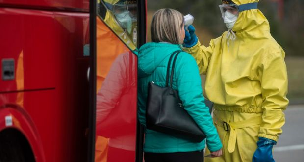 Coronavirus Eu Calls For Health Screening At Borders