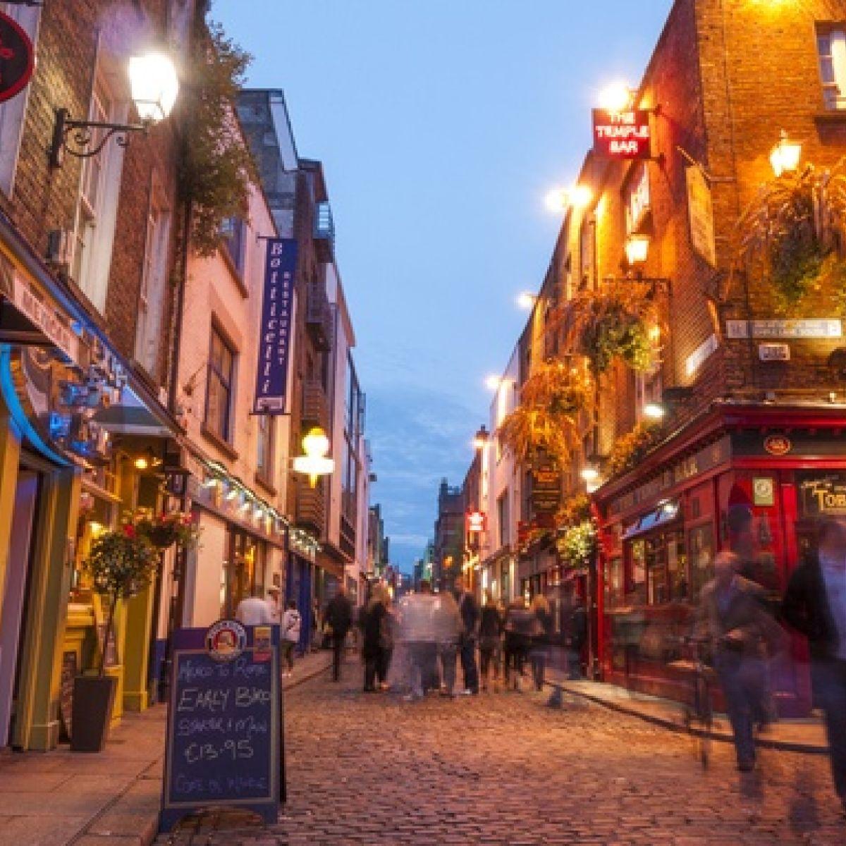 Leeson Inn Downtown - Dublin - Ireland