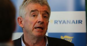 Ryanair chief executive Michael O'Leary said the airline could survive a prolonged period of running no flights.