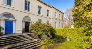 Grandeur with magical gardens on Blackrock terrace for €2.75m