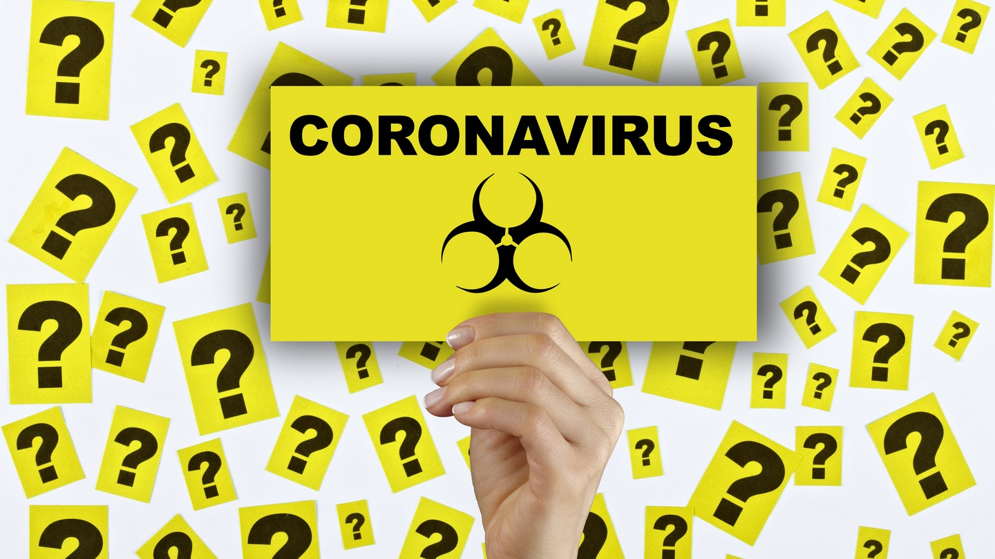 Coronavirus 12 Of Your Questions Answered By Experts