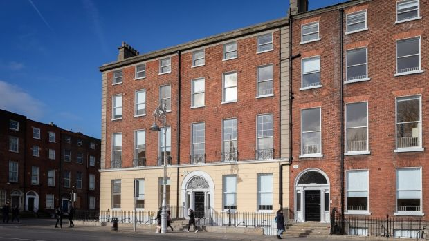 No 1 Mountjoy Square is one of three Georgian houses that have been transformed in 31 apartments