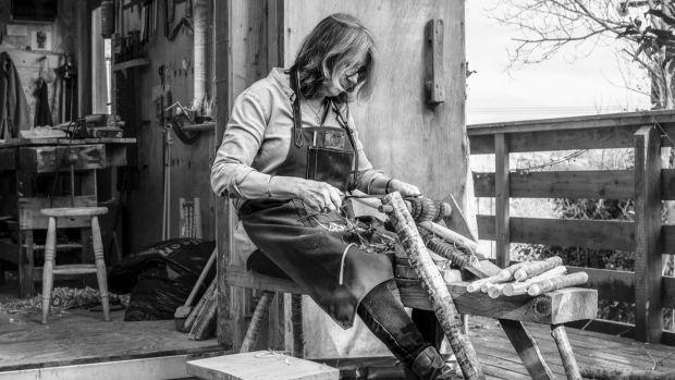 Alison Ospina. Photograph: Geoff Greenham