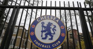 Chelsea have confirmed they will open the Millennium Hotel at Stamford Bridge to NHS staff to help the medical response to the coronavirus outbreak. Photograph: Kirsty Wigglesworth/AP