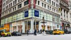 A Gap store in New York. Photograph: Gabby Jones/The New York Times