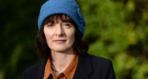 Cathy Sweeney: Modern Times, her debut short story collection, is published by The Stinging Fly Press. Photograph: Dara Mac Donaill / The Irish Times