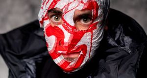 Blindboy: one of the 50 writers taking part in Dear Ireland. Photograph: Alan Place
