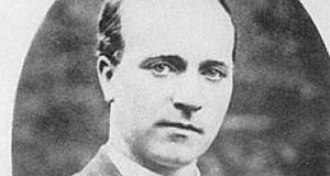 Tomás MacCurtain, who was later murdered by members of the RIC in 1920, was the Brigade Commander of the Irish Volunteers in Cork city and county in 1916.