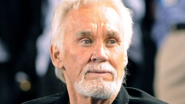 US country music star Kenny Rogers pictured in 2011. Rogers has died away aged 81, from natural causes. Photograph: Joe Castro/EPA