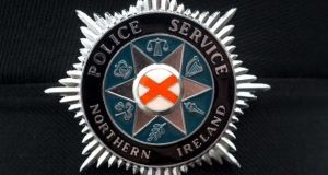 PSNI is appealing appeal for anyone who was on Galgorm Road Saturday afternoon and who witnessed the incident to contact them