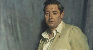 Irish tenor John McCormack painted by Sir William Orpen in 1923. He cut his teeth at Feis Ceoil. Photograph: Christies/PA Wire