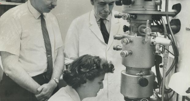 First person to see a human coronavirus was from Scotland