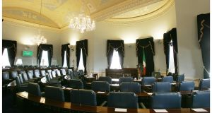 The Seanad election count takes place next week. Photograph: Alan Betson