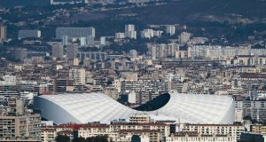 The 2020 Marseille finals were due to be played in May. Photograph: Getty Images