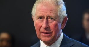 "Prince Charles: ""He has been displaying mild symptoms but otherwise remains in good health."" Photograph: Victoria Jones/Reuters"