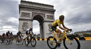 The original time slot for the Tour de France is June 27th to July 19th. Photograph: Getty Images
