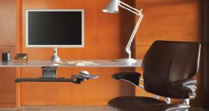 Remotely comfortable: Four home office pieces that work
