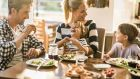Ban all talk of 'the situation' at mealtimes, whether you have children or not. Try to find other, happier, or at least more interesting things to talk about. Photograph: iStock