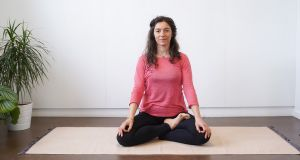 Yoga Lab: Switch off, relax and be at one with your breath