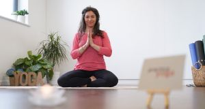 Yoga Lab: How to be more present now