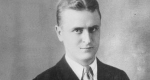 F Scott Fitzgerald: his debut novel was published one hundred years ago today. Photograph: Hulton Archive/Getty Images