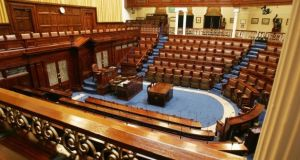 A marathon debate took place in the Dáil with reduced attendance because of coronavirus.