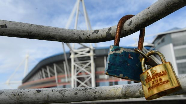 Welsh rugby is in lockdown due to the coronavirus. Photograph: Stu Forster/Getty