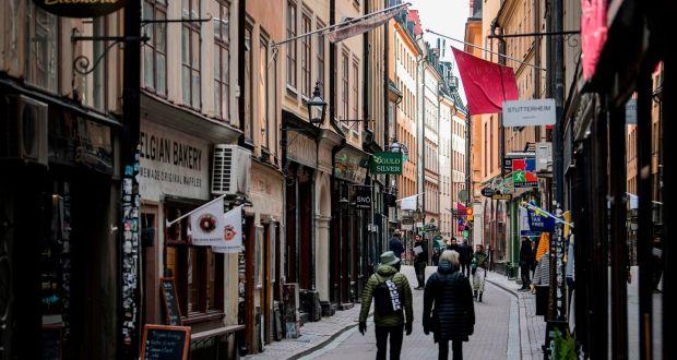 Coronavirus Medicine Could Trigger Social Breakdown Swedish Industrialist
