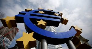 The ECB has opened up the taps and indicated it will do whatever it takes to prevent a recession becoming a depression. Photograph: Lisi Niesner/Reuters