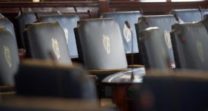 Labour claims a Seanad rule change would allow House to sit without the Taoiseach's 11 nominees. File photograph: The Irish Times