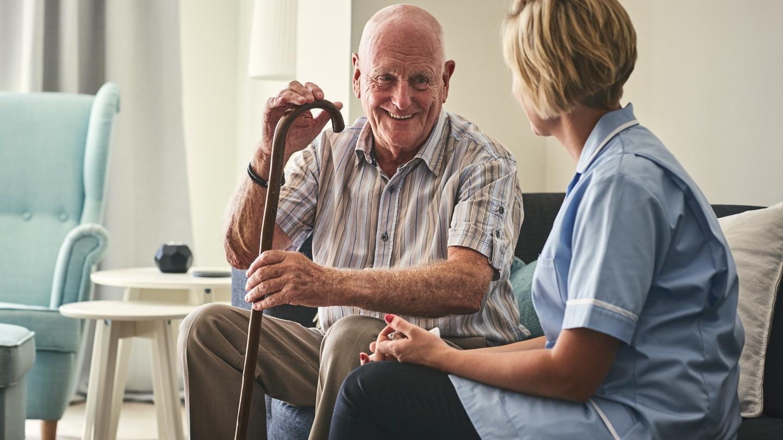 Coronavirus Nursing Home Staff Will