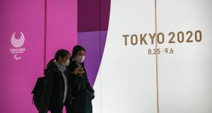 The 2020 Tokyo Olympics have been postponed until 2021. Photograph: Carl Court/Getty