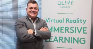 "Brendan Kavanagh, chief executive of Olive Group: ""Given the coronavirus challenge, we have accelerated the launch of My Virtual Tutor to help organisations to train staff while also keeping their employees and customers safe."""