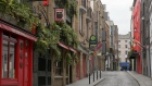Coronavirus turns Dublin into ghost town as restrictions tighten