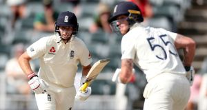 Joe Root: bumper deals commanded by England's top  players such as Root, Ben Stokes and Jos Buttler will not be targeted. Photograph: Siphiwe Sibeko/Reuters