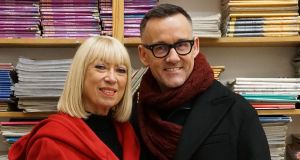 Keys to My Life: Anne Doyle with presenter Brendan Courtney