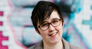 The late Lyra McKee: was willing to look fearlessly at the worst flaws in the North while never losing a sense of hope for the place. Photograph: Jess Lowe