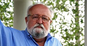 Krzysztof Penderecki, who has died in Kraków, Poland on Sunday aged 86