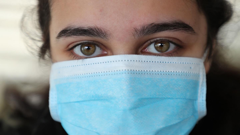 braun surgical mask