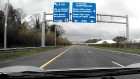 Coronavirus sees traffic numbers plummet on Dublin's M50