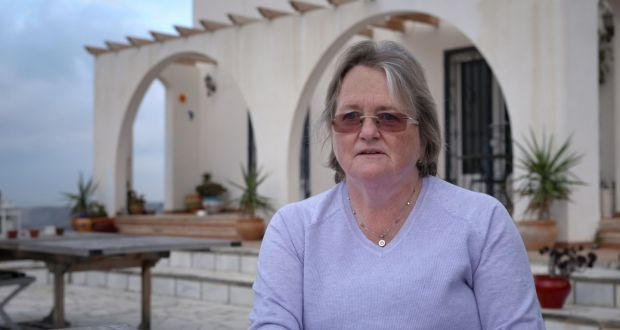 Maura Hillen O'Donoghue: 'We discovered that illegal construction is actually a criminal offense in Spain.'