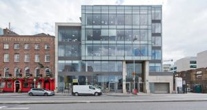 UnityTechnologies' new offices will be located on part of the first floor at No 33 Sir John Rogerson's Quay, Dublin 2