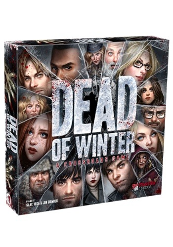 Dead of Winter forces players to work together to survive