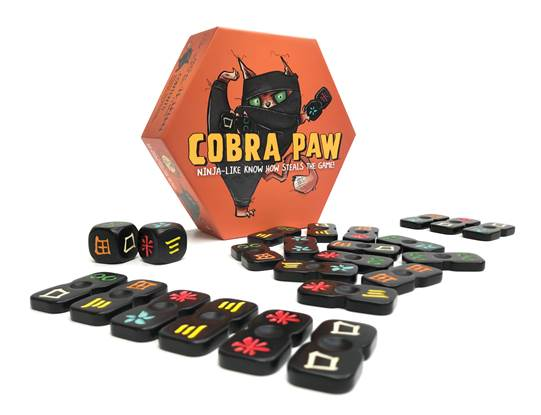Cobra Paw is a great way for cooped-up kids to expend energy