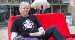 Where's Edd: Star of TV's Wheeler Dealers for 13 series, Edd China