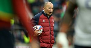 England coach Eddie Jones looks set to extend his contract. Photo: David Rogers - RFU/The RFU Collection via Getty Images