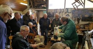 As doors close due to the Covid-19 pandemic, Men's Sheds opens up to technology