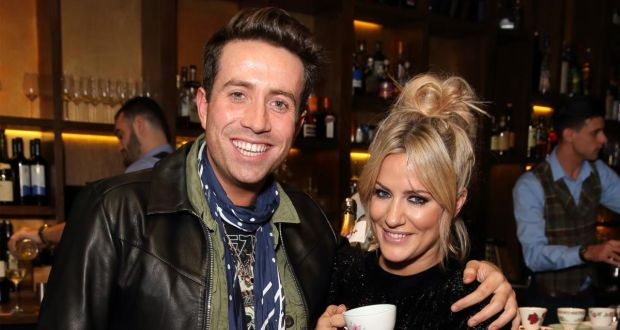 Grimshaw met Caroline Flack in 2007 at the Hawley Arms pub in Camden. Photograph: Mike Marsland/WireImage/Getty Images