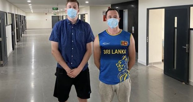 Quarantine In Vietnam Our First Night Was A Little Rough It Was Very Hot